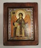 """Икона """"ВИЗАНТИКОС"""", ~175-205, Полуоклад № 4, Архангел Гавриил, шт"""