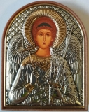 EP2-172PAG/P, Икона Afon Silver, 58-75, Ангел Хранитель, шт