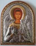 EP3-172PAG, Икона Afon Silver, 85х105, Ангел Хранитель, шт
