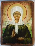 Икона под старину, 125-165, Матрона, шт