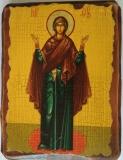 Икона под старину, 70-100, Нерушимая Стена, шт