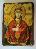 Икона под старину, 125-165, Неупиваемая Чаша, шт