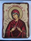 Икона под старину, 125-165, Семистрельная, шт