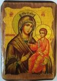 70-100, Икона Богородицы Избавительница
