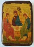 125-165, Троица
