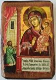 Икона под старину, 70-100, Нечаянная Радость, шт