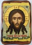 Икона под старину, 70-100, Нерукотворный Образ, шт
