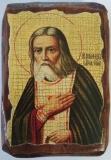 Икона под старину, 125-165, Серафим, шт
